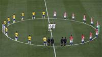 8,4 millones de personas vieron el Brasil-Croacia en Telecinco