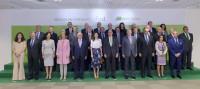 S.M. la Reina preside la reunión del Patronato de la Fad