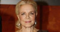 Fallece la actriz Lauren Bacall