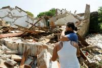 Aumentan a 98 los muertos a causa del terremoto de magnitud 8,2 que sacudió el sur de México
