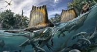 Hallan restos de un depredador mayor que el Tyrannosaurus Rex y que sabía nadar