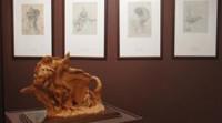 Una exposición en el Escalante recrea 'Las mil y una noches' imaginadas por Segrelles con 87 dibujos originales