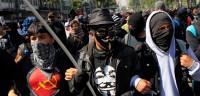 Profesores protestan en México contra la reforma educativa