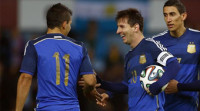 Messi tira de Argentina y Neymar lidera a Brasil
