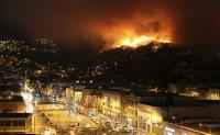 Un incendio en Valparaíso (Chile) deja 11 muertos y más de 5.000 afectados