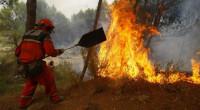 El fuego deja dos muertos en la extinción del incendio de Alicante