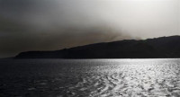 1000 personas son desalojadas por mar en el incendio de La Gomera