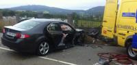 Trágico fin de semana en las carreteras con 22 muertos