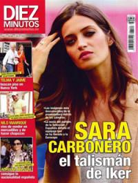 Sara Carbonero vuelve a las portadas