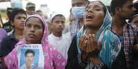 Bangladesh estudia subir los salarios a los trabajadores del sector textil