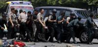 Al menos seis muertos en varios atentados en Indonesia