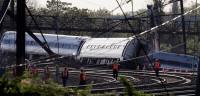El hallazgo de un nuevo cuerpo eleva a ocho las víctimas del accidente de tren en Filadelfia