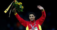 Miguel Ángel López, oro en los 20 kilómetros marcha