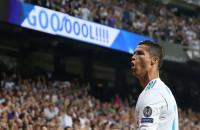 Cristiano despierta al Madrid (3-0)