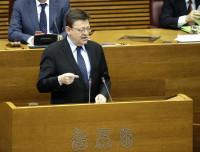 Ximo Puig envía un ultimátum a Rajoy sobre la infrafinanciación de la Comunitat