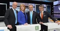 Los suecos votan hoy para elegir a un nuevo Parlamento dividido