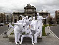 Voca People, la orquesta humana de ocho voces, visita España para el Inverfes