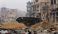 El Gobierno sirio culmina la conquista de la zona rebelde de Alepo
