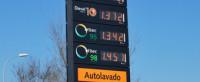Gasolina y gasoil vuelven a bajar