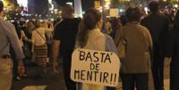 Buenos Aires vive la mayor manifestación contra las políticas de Fernández de Kirchner
