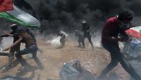 59 palestinos muertos en las protestas en Gaza