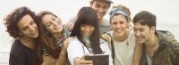 Casi un 60% de los españoles son 'selfie adictos'