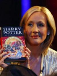 J.K Rowling prepara un nuevo libro de Harry Potter