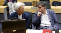 El FMI advierte de que la deuda pública griega es
