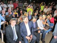El independentismo abre campaña pese a Rajoy y se conjura: