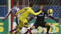 El Villarreal asalta el Calderón (0-1)