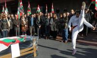 La Guardia Civil detiene en Bilbao a un cargo de Sortu por organizar el recibimiento al cuerpo de Thierry