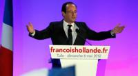 Hollande se convierte hoy en el primer presidente socialista en Francia tras 17 años