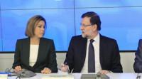 Rajoy destaca que el PP sigue siendo el primero en las encuestas y que Podemos va perdiendo