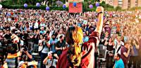 Iglesias presume de ser hijo del 15M en el cuatro aniversario del movimiento