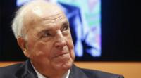 El excanciller alemán Helmut Kohl, en grave estado de salud