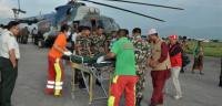 26 muertos en Nepal tras caer por un barranco un autobús