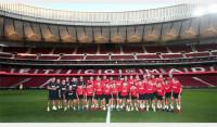 El Wanda Metropolitano abre las puertas de la nueva historia colchonera