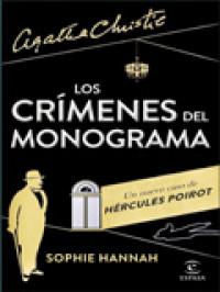'Los crímenes del monograma' de Sophie Hannah