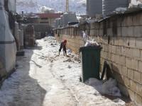 Una nueva ola de frío golpea y agrava la situación de los refugiados sirios en Líbano