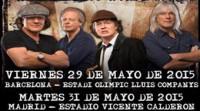 AC/DC en Barcelona y Madrid: entradas a la venta este jueves