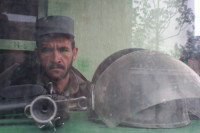 La Policía Local Afgana