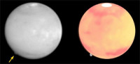 Insólita nube de 500 km en Marte