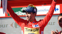 Alberto Contador anuncia su