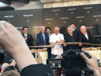 Robert de Niro inaugura el Nobu Hotel Marbella y lanza un dardo a Donald Trump