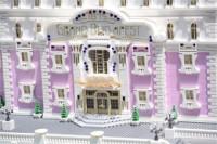 El gran Hotel Budapest de Wes Anderson, en versión LEGO