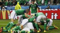 Irlanda del Norte suma su primera victoria en una Euro y hunde a Ucrania