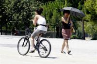 Leve descenso de las temperaturas que seguirán siendo significativamente altas