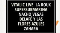Supersubmarina, Nacho Vegas, Delafé y las Flores Azules, primeras confirmaciones del Arenal Sound 2015