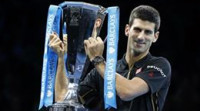 Djokovic, Maestro por cuarta vez