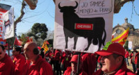 La plantilla de Derbi en Barcelona plantea una huelga indefinida